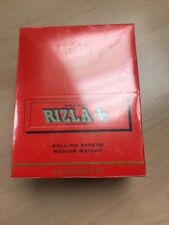 Red Rizla Papers Kingsize 50 Booklets