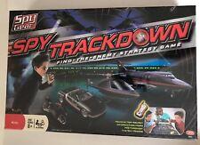Spy Gear Wild Planet Spy Trackdown Game New Sealed