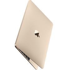Apple MacBook Gold M3 1.2 8GB 512GB 12 inches (Early 2015) B Grade 6M Warnty
