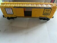 Lionel 6-19215 Union Pacific Double Door Box Car in original box