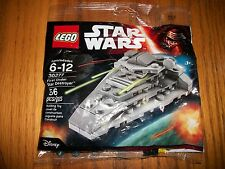 LEGO Star Wars FIRST ORDER STAR DESTROYER 30277 Polybag NEW!!!