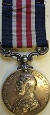 WW1 - MILITARY MEDAL CASUALTY LIVERPOOL REGIMENT - MILLARD - 240410 - 6th Bn.