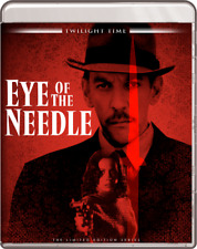 Eye Of The Needle Blu-Ray - TWILIGHT TIME - Limited Edition - BRAND NEW
