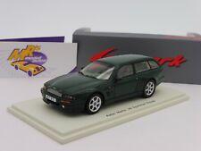 """Spark S2424 # Aston Martin V8 Sportman Estate Baujahr 1996 """" britishgrün """" 1:43"""