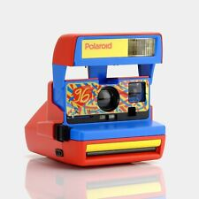 Polaroid Red 96 Edition 600 Camera