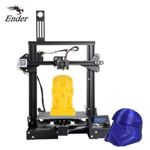 Creality Ender-3 Pro Upgraded 3D Drucker 220x220x250mm V-Schlitz MK10 Resume