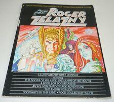 Illustrated Roger Zelazny Book Fantasy Science Fiction Art 1st Edition 1978 SC