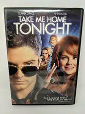 Take Me Home Tonight (DVD 2011) Anna Faris | Topher Grace