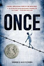 Once (Once Series) by Morris Gleitzman, (Paperback), Square Fish , New, Free Shi