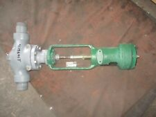 """FISHER 655 2"""" IRON CONTROL VALVE #619646J SIZE:4A REPAIRED"""