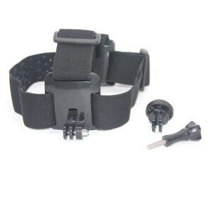 Elastic Head Strap Mount Headband Belt for Mobius 1 Mini Maxi GoPro SJCAM Camera