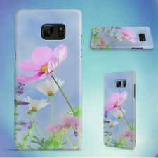 NATURE FLOWERS BLUE SUMMER HARD CASE FOR SAMSUNG GALAXY S PHONES