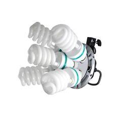 Godox 5in1 Multi-Holder Studio E27 Socket Tricolor Light Speedring Lamp Head