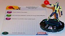 HARDBALL #022 #22 Captain America HeroClix