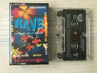 RAVE - YOU KNOW THE SCORE! - Cassette Album Tape