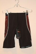 Blueseventy Tx 2000 Tri Shorts Men's Large Black 13T2Sh01L New