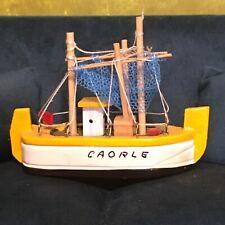 Schiffchen Caorle 7x2x5 cm