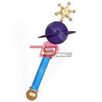 Sailor Moon Princess Saturn Transform Stick  Magic WandTomoe Hotaru Cos Props
