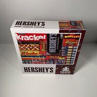 MasterPieces 1000 Piece Jigsaw Puzzle | Hershey Official Licensed | Brand New