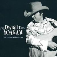 Dwight Yoakam : The Platinum Collection CD (2006) ***NEW*** Fast and FREE P & P