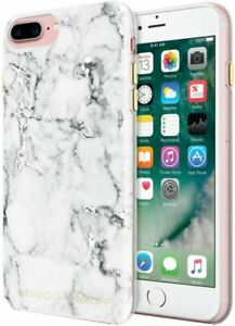 Rebecca Minkoff Shockproof Marble Case Cover for iPhone 8 / 7 & 8 Plus / 7 Plus
