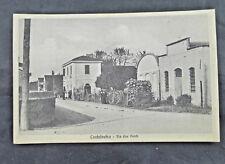 cartolina castelvetro piacentino piacenza 1930 C. VIA DUE PONTI