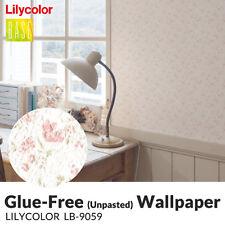 Unpasted Anti Fungal (Mold) Vinyl Wallpaper (Base/LB9059) Pattern sheet/roll