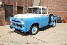 1957 Dodge Pickup - V8 - RARE Push Button Automatic - Frame Off
