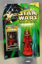 Star Wars Action Figur QUEEN AMIDALA Power of the Jedi Hasbro 2000 OVP