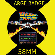 BACK TO THE FUTURE - DAY LARGE BADGE 58MM SALES 2