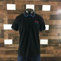 Hugo Boss Sports Polo Shirt NWT Men's Cotton Spandex Blend Stretch Sz XL Slim