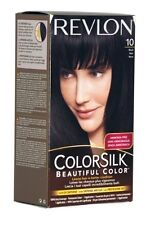 6 x Revlon ColorSilk Beautiful Hair Color  10 Black
