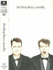 Album Pop Pet Shop Boys Music Cassettes