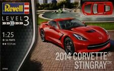Revell 1/25 2014 Corvette Stingray C7 # 07060
