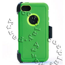 Defender Rugged iPhone 5c Hard Shell Case Belt Clip Fits Otterbox Defender NEW