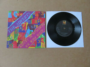 """THE ADVERTS Safety In Numbers ANCHOR 1977 UK 1ST PRESSING VINYL 7"""" ANC1047"""