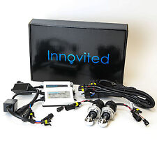 Innovited 55W AC BI-XENON HI/LOW DUAL BEAM HID Kit H4 H13 9004 9007 9008