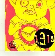 (DE206) 1,313: A Sotones Sampler, 15 tracks various artists - 2010 DJ CD