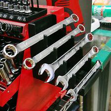 Magnetic spanner holder / spanner rack
