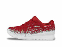 Asics Tiger Men's Gel-Lyte III Snow Pack - Red /Red White FINAL SALE