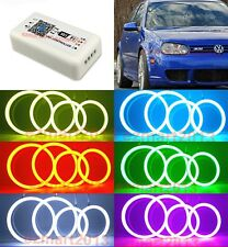 wifi cotton RGB ring For Volkswagen golf MK4 R32 GTi VR6 1998-2004 LED Halo Ring