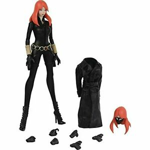 Three A Marvel X 3A Black Widow 1:6 Scale Action Figure new misb