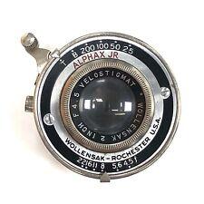 • Vintage Wollensak Shutter w/ Velostigmat 2 Inch f4.5 Lens - Unknown Mount