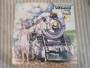 The Outlaws Lady In Waiting vinyl LP