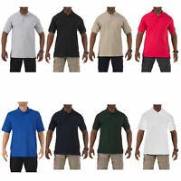 5.11 Tactical Men's Utility Short-Sleeve Polo Shirt, Style 41180, XS-3XL