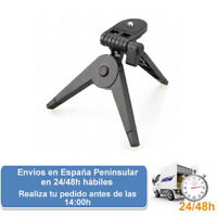 Mini tripode plegable  flexible para fotos videos camara digital (Envio express)