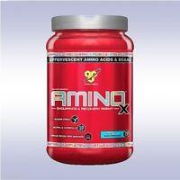 BSN AMINOX (30 SERVINGS) bcaa recovery powder amino x syntha-6 true-mass energy