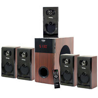 Frisby FS5030BT 800Watt Bluetooth 5.1 Surround Sound Home Theater Speaker System