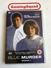 Blue Murder, Series 1 DVD, Supplied by Gaming Squad