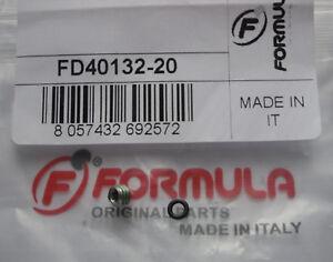 Formula - Screw reservoir kit for The One/T1/R1/RO ova/R1R FD40132-20 caliper